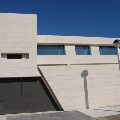 Vivienda chalet puebla de Alfinden, Zaragoza