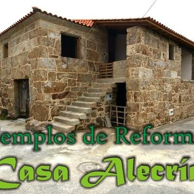 Reforma de casa rústica