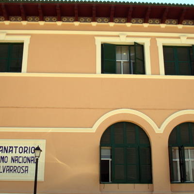 FACHADA HOSPITAL MALVARROSA