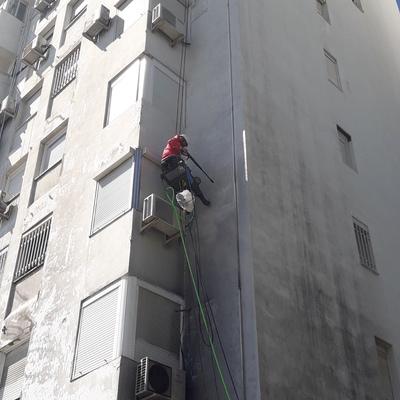 manteniminto de fachada