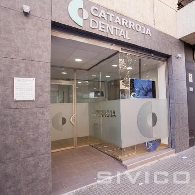 Sivico construcciones y reformas de calidad catarroja - Fachadas clinicas dentales ...