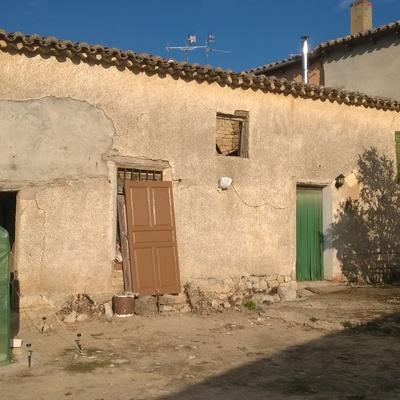 Rehabilitación de Fachada y Cubierta de vivienda Rural