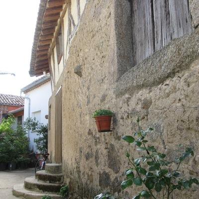 Rehabilitación de vivienda unifamiliar en un pueblo de Ávila