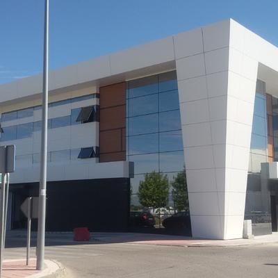 edificio empresarial