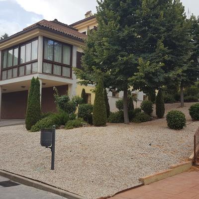 Obra nueva.10 viviendas pareadas en villaviciosa odon
