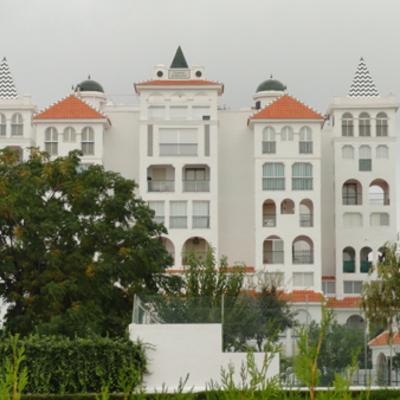 Edificio residencial Altos de Doñana