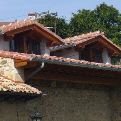 Rehabilitación integral de tejado en Val de San Vicente