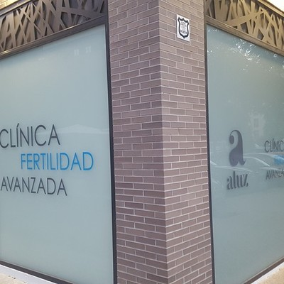 Adaptacion de local comercial en clinica de fertilidad.