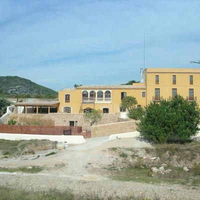 Construcción, rehabilitación de Hotel Ostería IBai en Sant Pere de Ribes