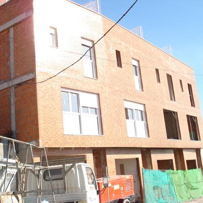 Construcción de 4 unifamiliares  en Zaragoza