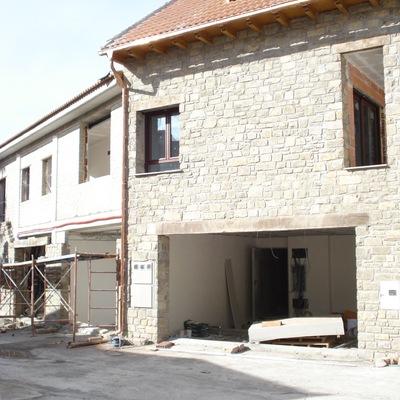 Construcción de una casa en Santa Cilia en Zaragoza