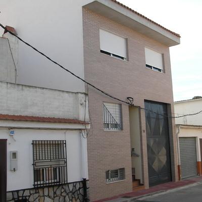 Vivienda entre medianeras en Murcia