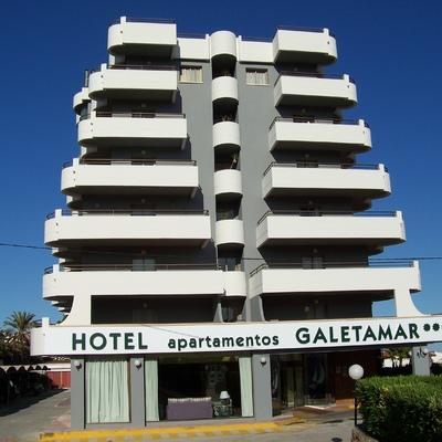 Rehabilitación exterior del Hotel Galetamar en Calpe