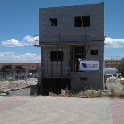 Proyecto de vivienda unifamiliar en Valdemoro