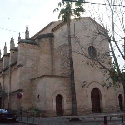 Levantamiento Arquitectónico De Planos Y Estudio De Patologías de la Parroquia de la Soledad de Palma de Mallorca