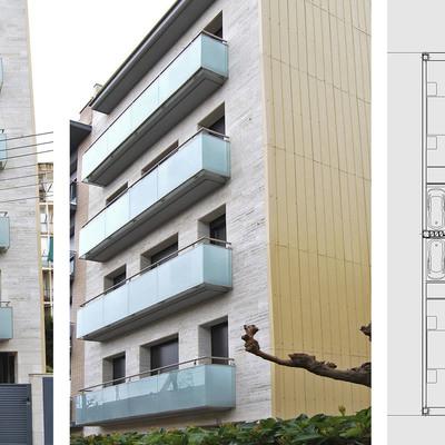Edificio de 12 viviendas en Vilassar de Mar