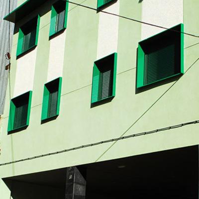 Edificio de 7 viviendas en Madrid