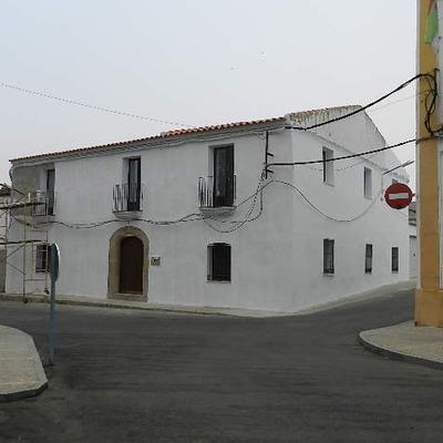 Rehabilitación Casa Parroquial en Esparragalejo ( Badajoz )