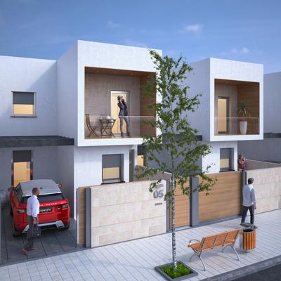 Promoción viviendas unifamiliares El Vendrell