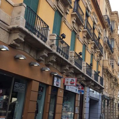 Insonorización con nuevas ventanas en edificio histórico