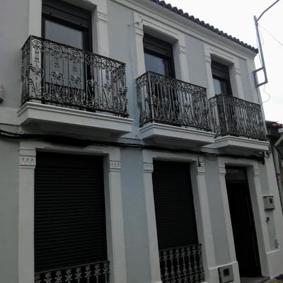 Reabilitacion de fachada.