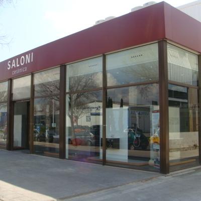 Reforma de local para tienda Saloni en Palma de Mallorca