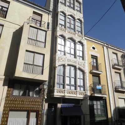 Reparación y rehabilitación de fachada catalogada, Zamora