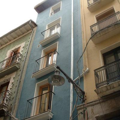 Rehabilitación Integral Calle San Nicolás nº 10. Pamplona