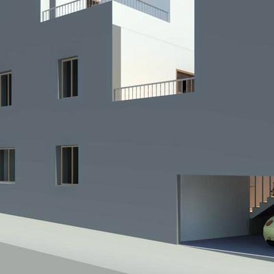Fachada (renderizado)