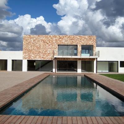 Construcción de una vivienda unifamiliar en Campos