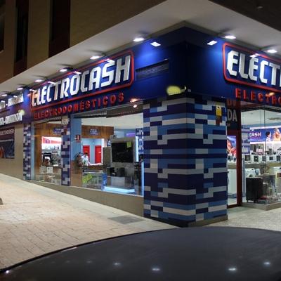 Proyecto tienda Electrocash en Almendralejo