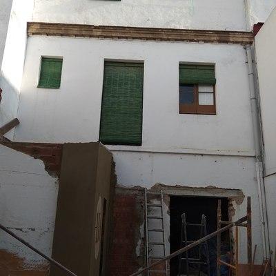 Cambio de carpintería PVC Sevilla centro 2020