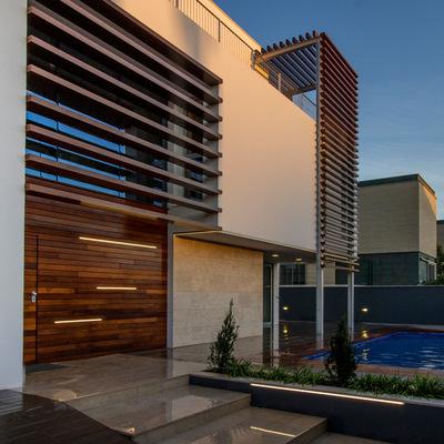 Presupuesto fachadas viviendas online habitissimo for Fachadas de viviendas de una planta