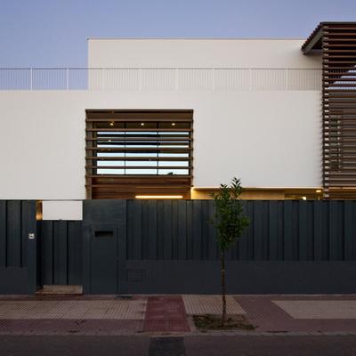 Presupuesto fachadas viviendas online habitissimo - Fachadas viviendas unifamiliares ...