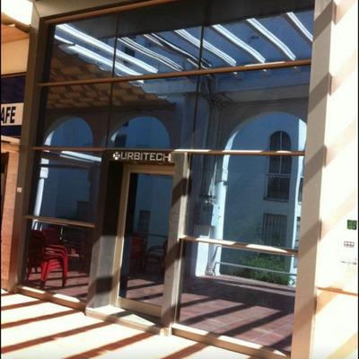 Proyecto de actividad y decoración de estudio de arquitectura en Torrox (Málaga)
