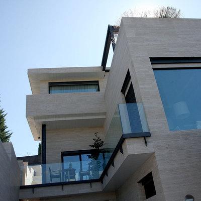 Reforma de una residencia privada en Madrid