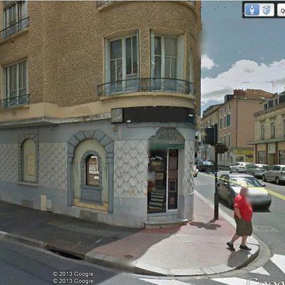 Bar Pub Le Magic en Vichy (Lyon, Francia)