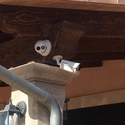 Instalación sistema vídeo vigilancia 1080P