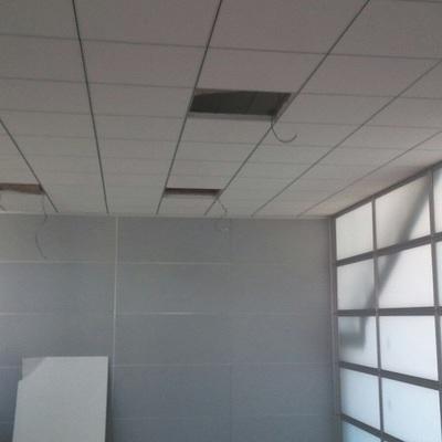 oficinas nuevas en nave industrial