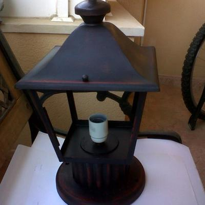 Restauración de lamparas