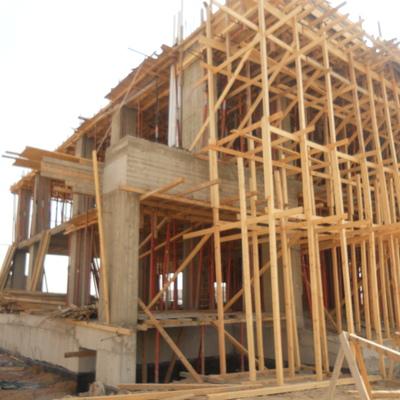 PROYECTO Y CONSTRUCCION DE EDIFICIO DE VIVIENDAS