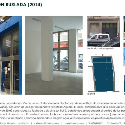 Ferretería en Burlada-Navarra