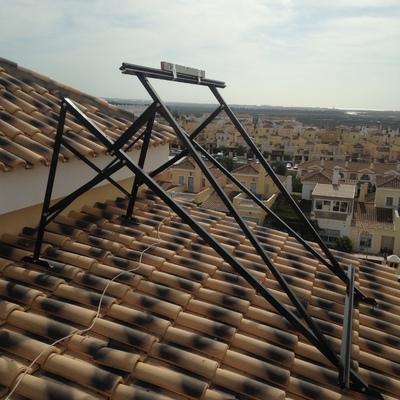Energía Solar desde 35 euros/mes
