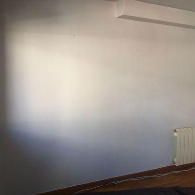 Arreglo de humedades y pintura, paredes  techo