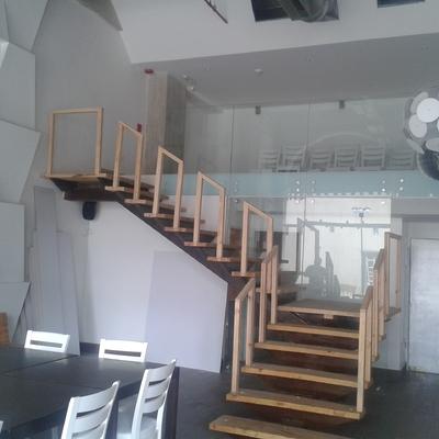 Arquitecto y diseño de interiores de restaurante