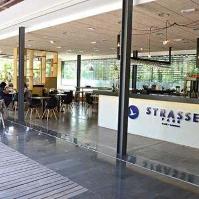 Proyecto de Adecuación del local e instalaciones Strasse Park