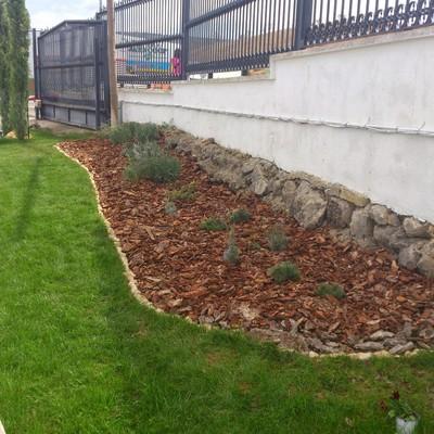 Creación Jardín Cooperativa San Isidro