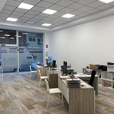 Oficinas Grupo Marsal Construcciones