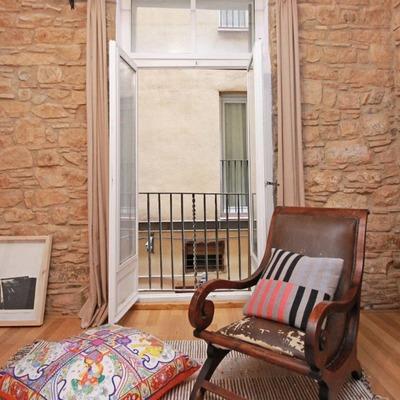 Flat historico El Born - Barcelona - proyecto de renovacion parcial y decoracion