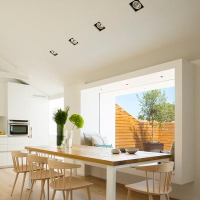 Ideas y fotos de bancos ventana para inspirarte habitissimo - Focos para cocina ...